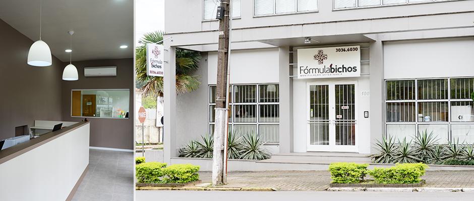 Fórmula Bichos - A empresa.